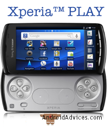 Xperia PLAY Logo