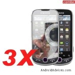 3-Pack mirror screen protector