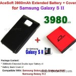 AceSoft 3980mAh High Quality