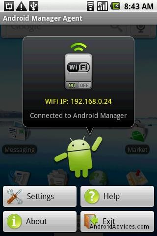 Android Sync Manager
