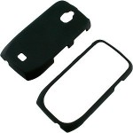 Black Rubberized Protector Case