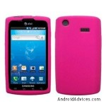 Cbus Wireless Hot Pink Silicone Case