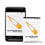 Hyperion Samsung battery