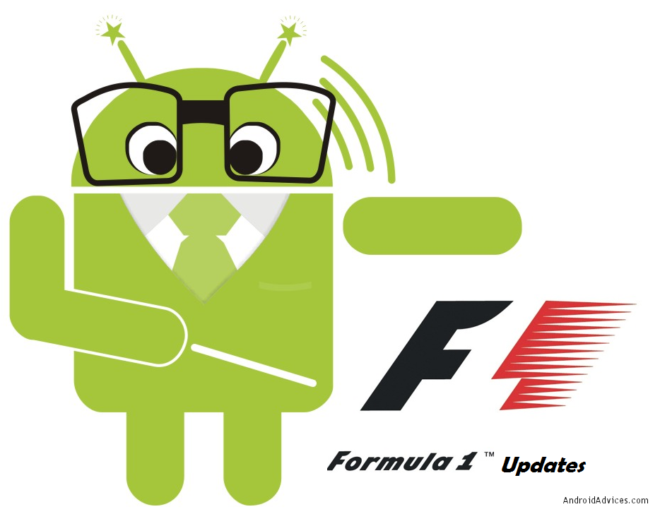 Formula One Android Apps