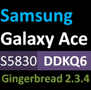 Galaxy Ace DDKQ6 Logo