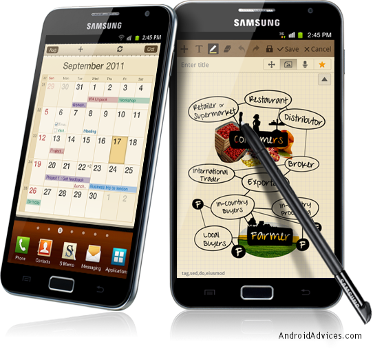Galaxy Note S Pen Stylus