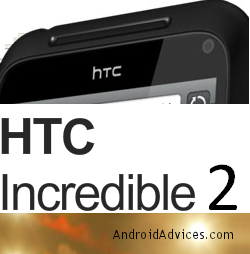 HTC Incredible 2 Logo