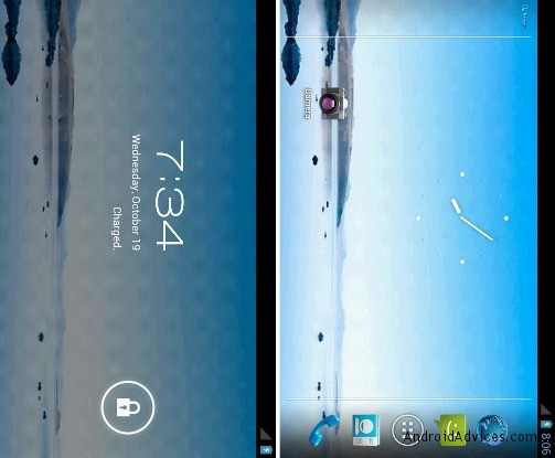 ICS on HTC Desire Z