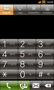 Ice cream Sandwich Candy Dialer