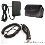 Leather Cover Case Pouch