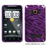 MyBat HTC EVO 4G Candy Skin Cover