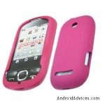 PINK Soft SILICONE Case
