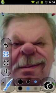 Photo Warp Application