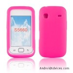 Pink Hydro Silicone Protective Case