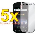 Premium Clear LCD Screen Protector Cover