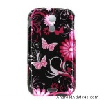 Premium Design Hard Crystal Snap-on Case Cover
