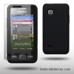 SILICONE SKIN CASE WITH SCREEN PROTECTOR