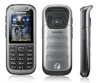 Samsung C3350 Rugged Candybar Phone to Launch Soon at 179 ...