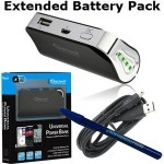 Samsung Conquer 4G Micro USB Extended battery