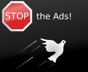 Stop the Ads Logo