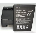 Trexcell 1600mAh Replacement Battery