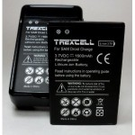 Trexcell 2x batteries