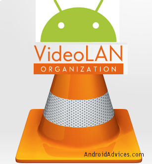 VLC for Android Logo