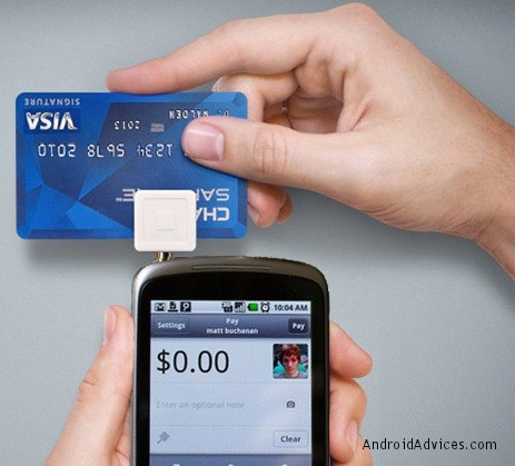 Android Credit Card