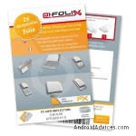 2 x atFoliX FX-Antireflex Antireflective screen protector