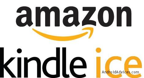 Amazon Kindle Ice