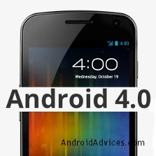 Android ICS