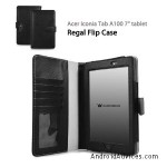 CaseCrown Regal Flip (Black)