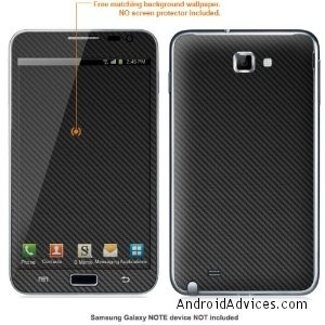 Galaxy Note Skins online
