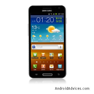 Galaxy S II HD