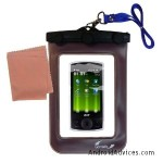 Gomadic Clean-n-Dry Waterproof Protective Case