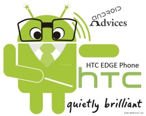 HTC Edge mobile phone
