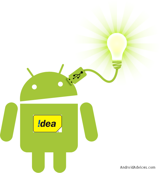Idea Android India