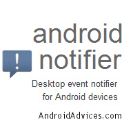 android notifier Logo