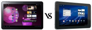 Galaxy Tab 10.1 vs T-Mobile LG G Slate Comparison
