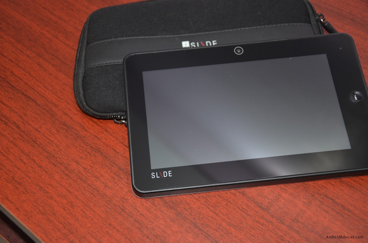 iball slide front