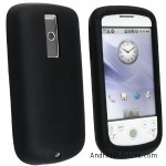 Black Silicone Skin Case Cover