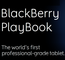 Blackberry Playbook LOGO