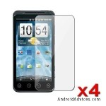 Clear LCD Screen Protector Guards