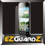 EZGuardZ© Screen Protectors (Ultra CLEAR)