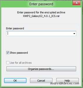 Enter Password XXKP2