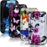 Four (4) Design Hard Plastic Skin Case Covers