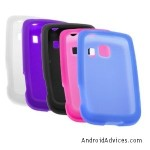 GTMax 5 Silicone Skin Soft Cover Case