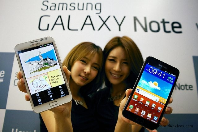 Galaxy Note China