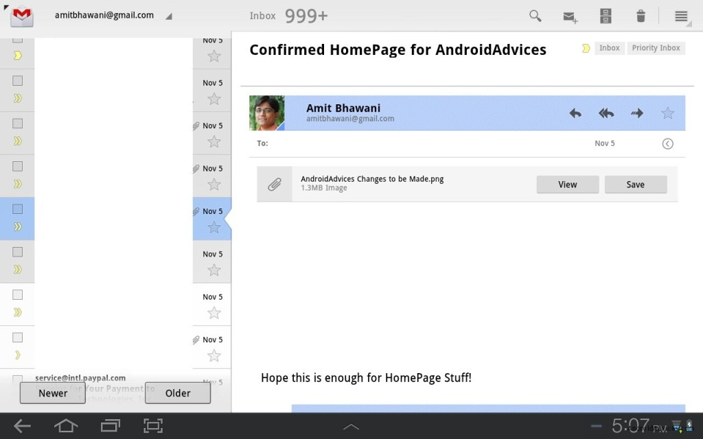 Can't download attachments in Yahoo mail [Solved] - ccm.net