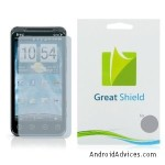 GreatShield Ultra Clear Screen Protector Film